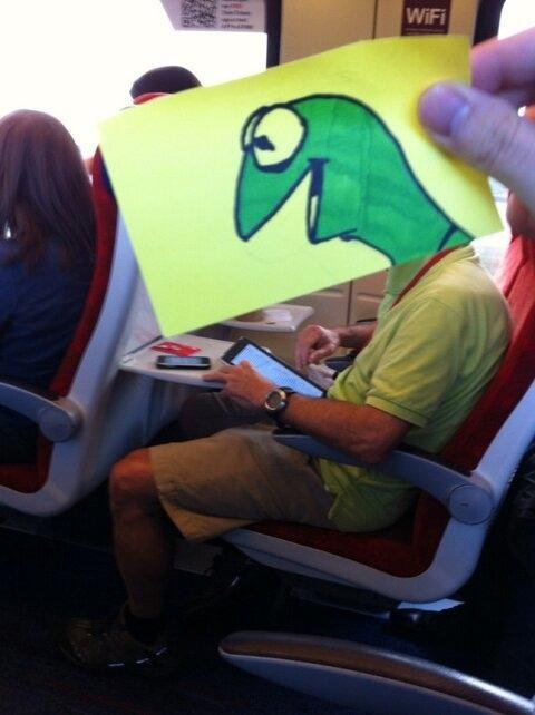 Ce sa faci cand te plictisesti in tren