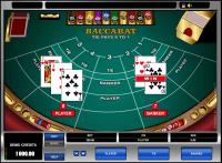 オンラインカジノゲーム バカラ