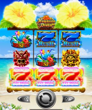 Hawaiian Dream-ハワイアンドリーム ハイビスカスラッシュスーパー
