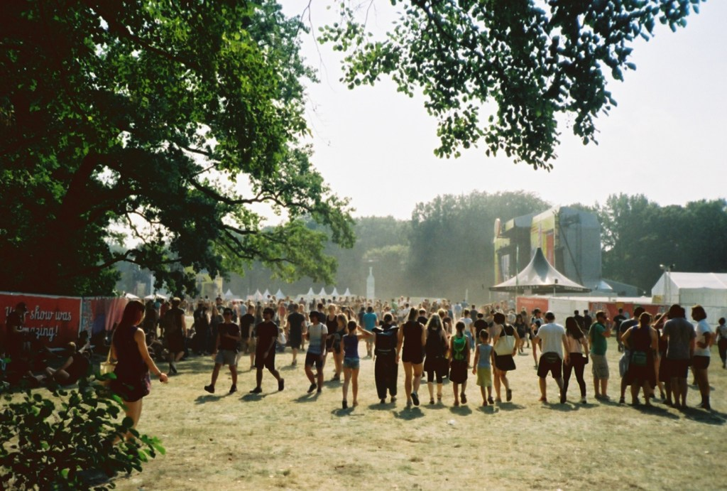 Lollapalooza Berlin 2016 festival on film
