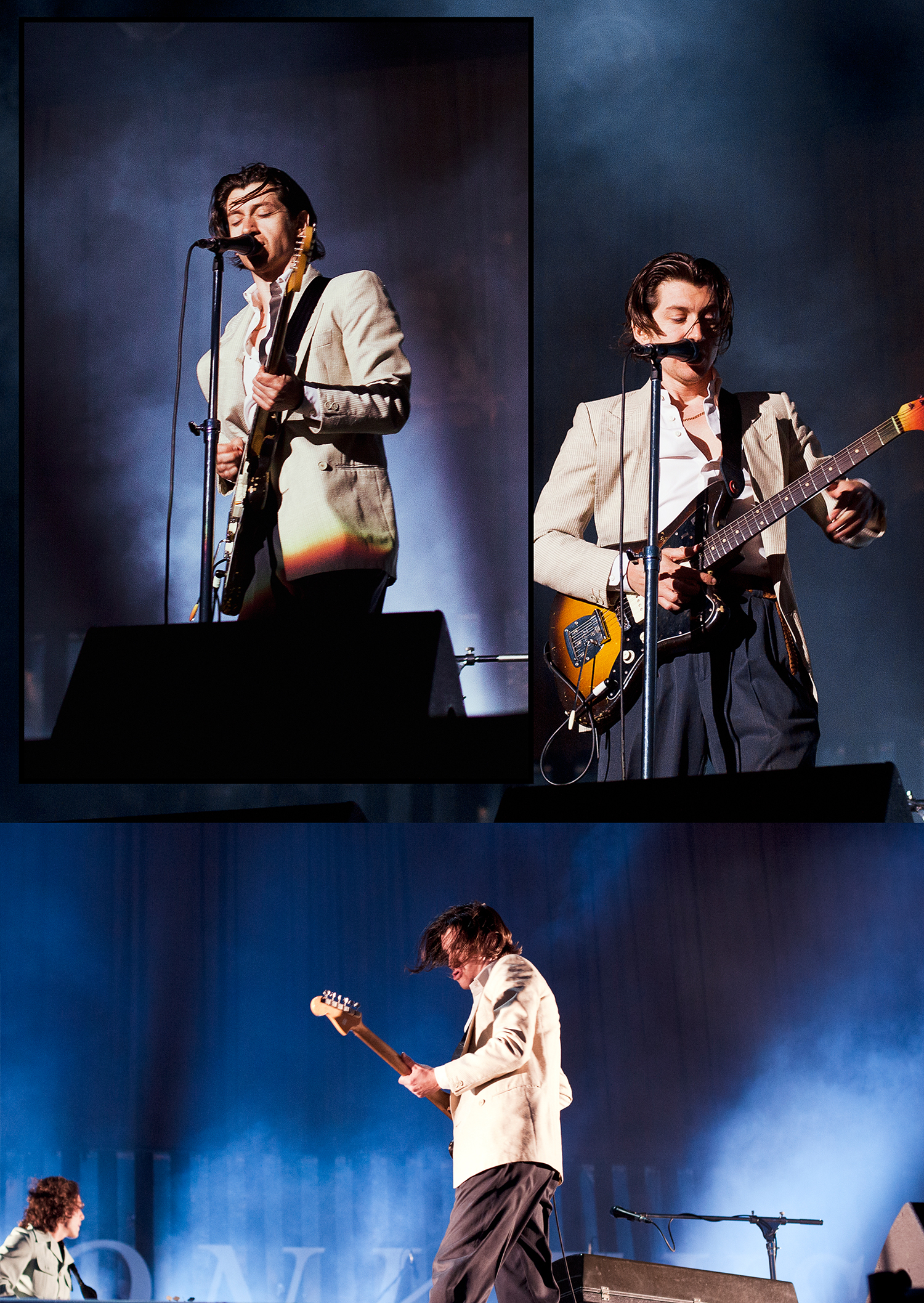 Arctic Monkeys (Alex Turner) live in Open'er festival 2018 by Ailera Stone