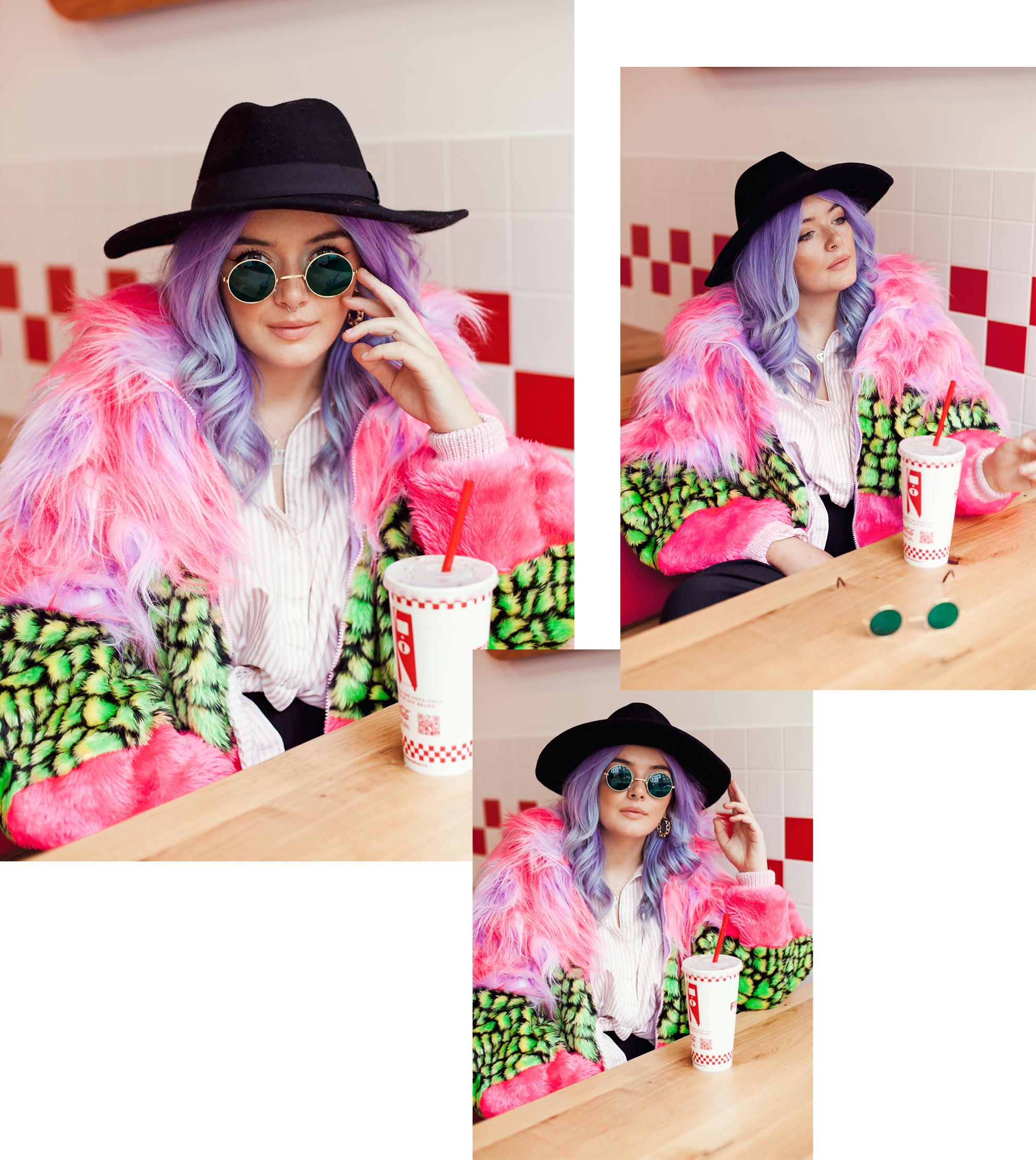 Blogger fashion photoshoot with Georgie Philippa by Ailera Stone