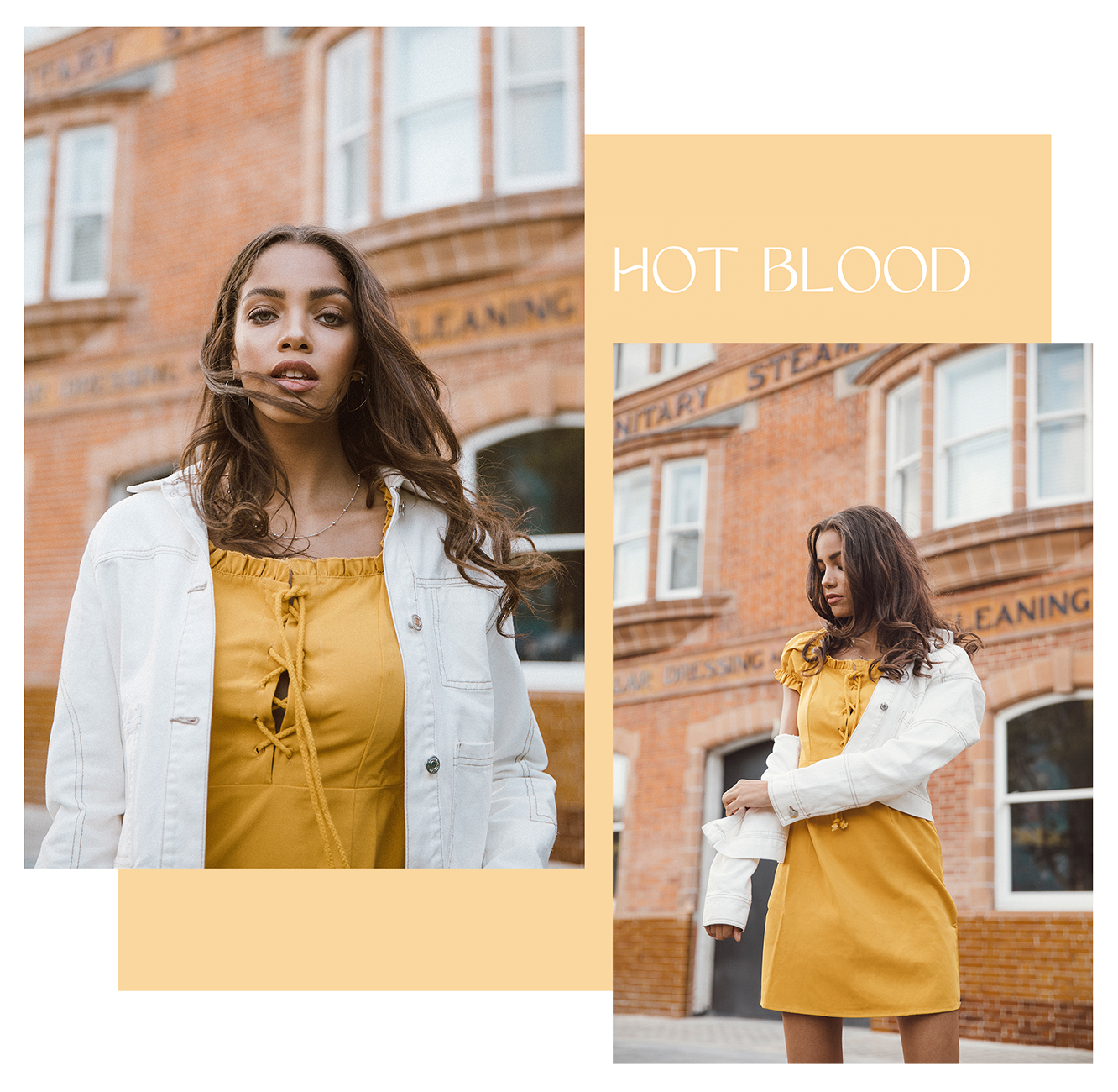 Melody @ The Squad fashion editorial Hot Blood for Off the Rails magazine by photographer Ailera Stone