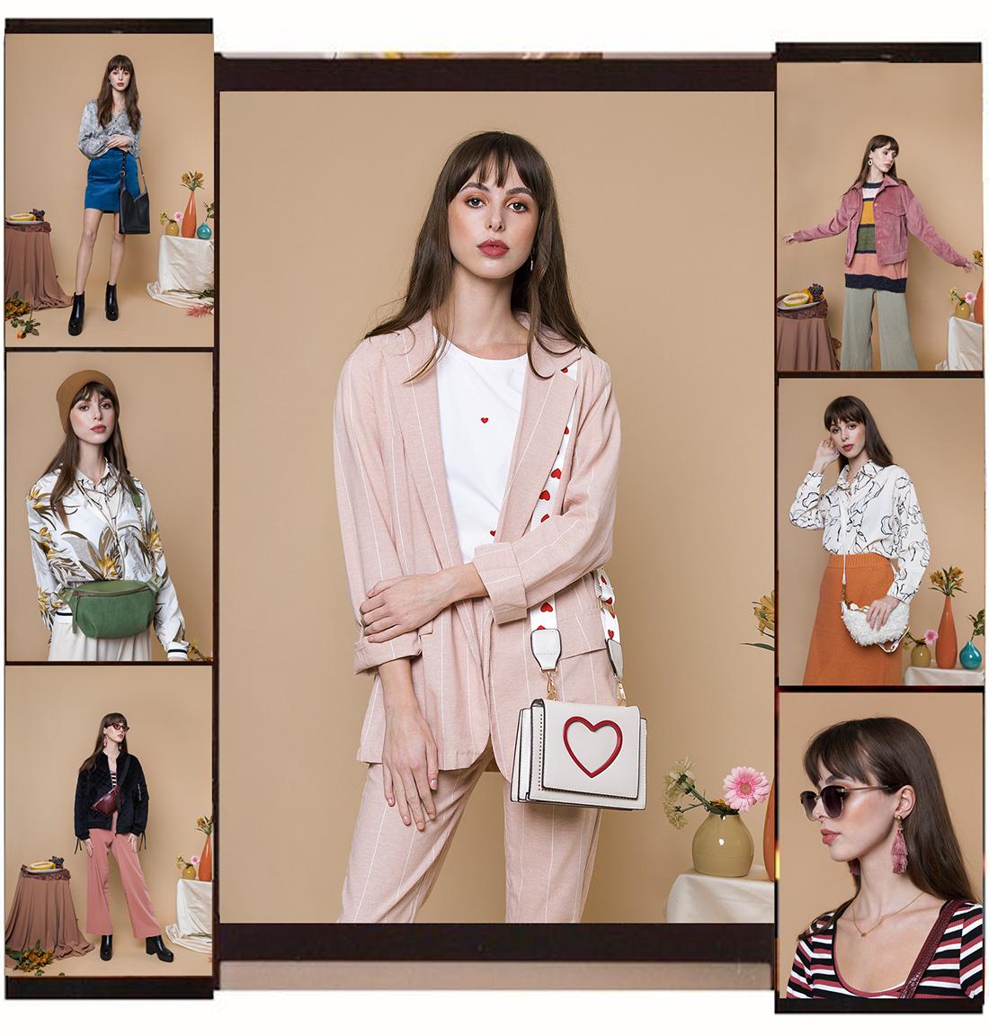 Sugar + Style studio e-commerce fashion shoot by London photographer Ailera Stone