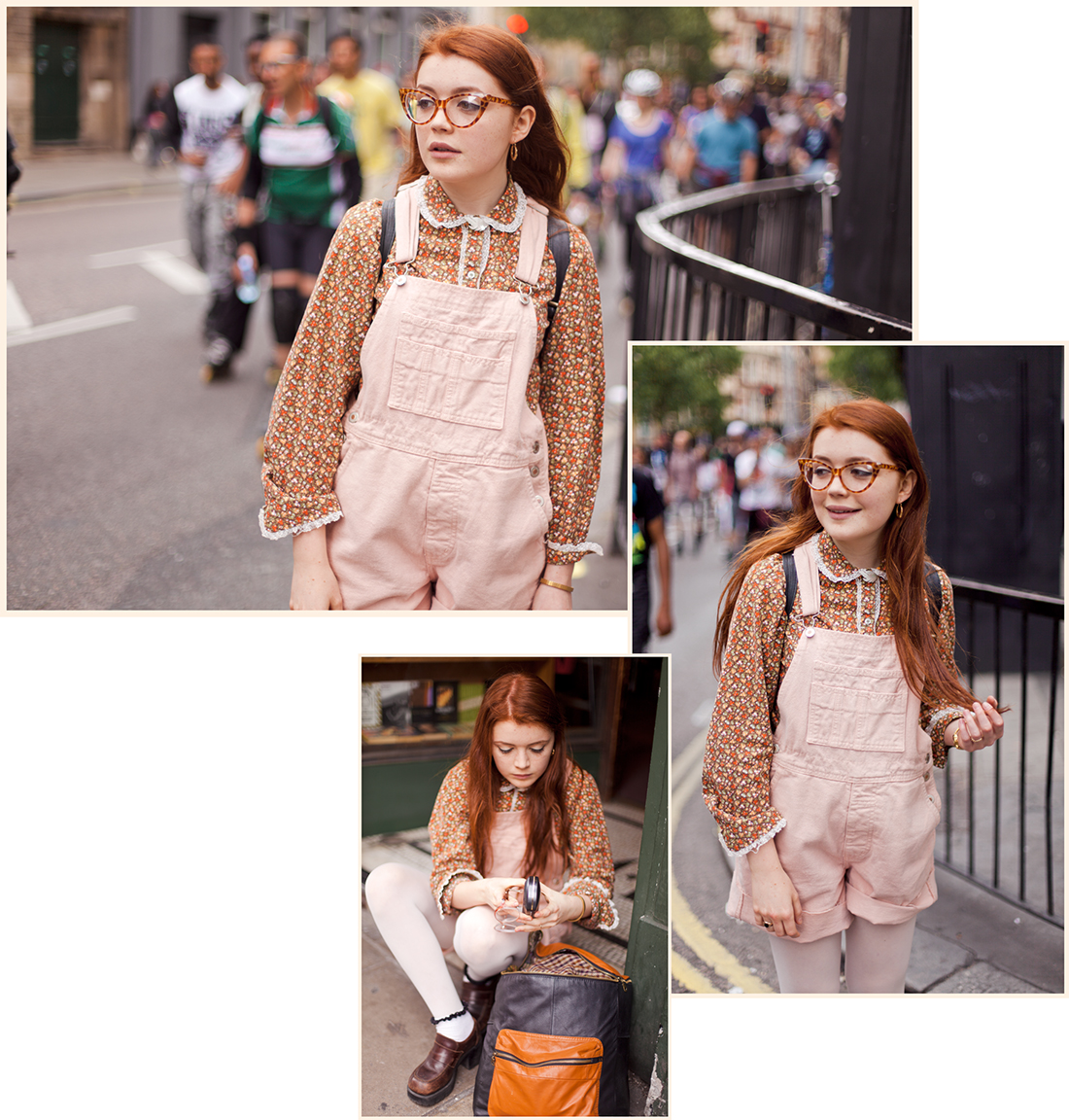 Fashion photoshoot behind the scenes by London based photographer Ailera Stone.