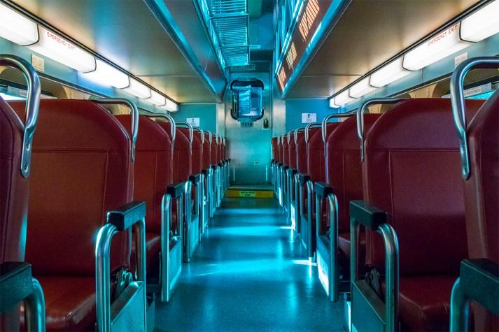 Empty Commute