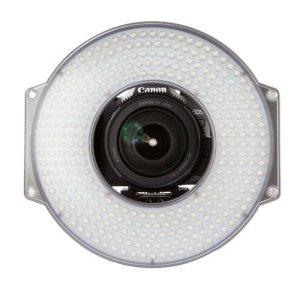 F & V Lighting R-300 LED Ring Light