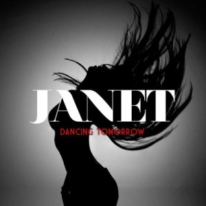 Single Cover Picture of Janet Jackson's Dancing Tomorrow