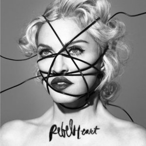 "album cover Rebel Heart ""Bitch I'm Madonna"