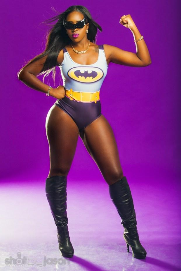 Hawa is Batgirl