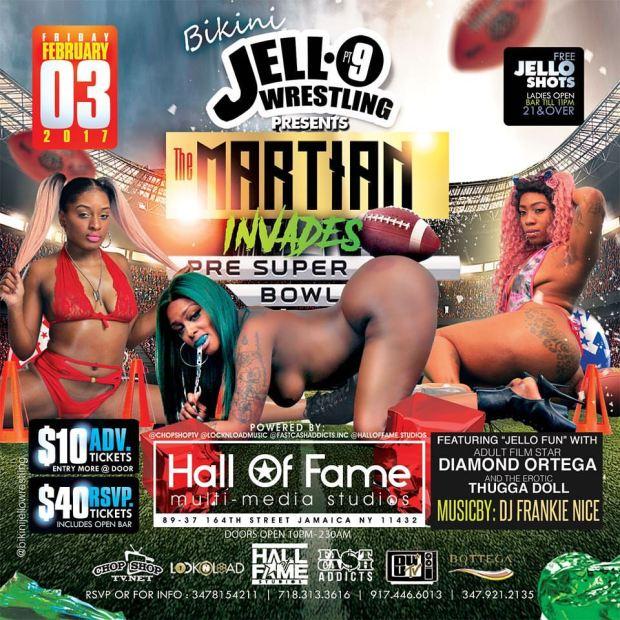 Bikini Jello Wrestling 9