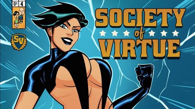 Society of Virtue ~ Majestic