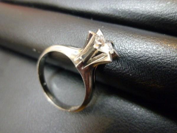 ダイヤモンドリングお買取りしました!笑福筑後店です!