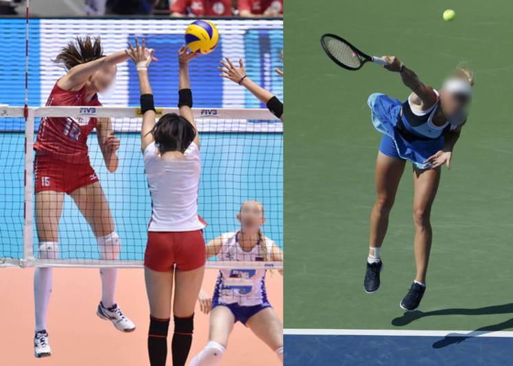 voleyball-and-tennis