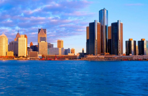 Five ways to revitalize Detroit