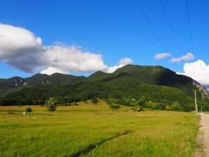 Rasnov mountains