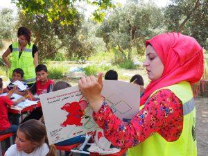 refugee children education