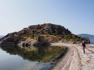 Castle twin island bafa golu