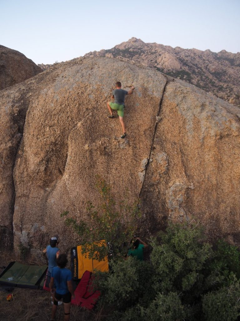 Highball boulder lake bafa