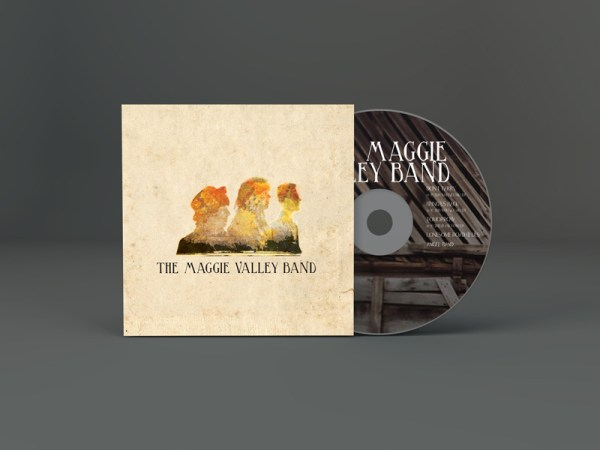 The Maggie Valley Band Album Cover