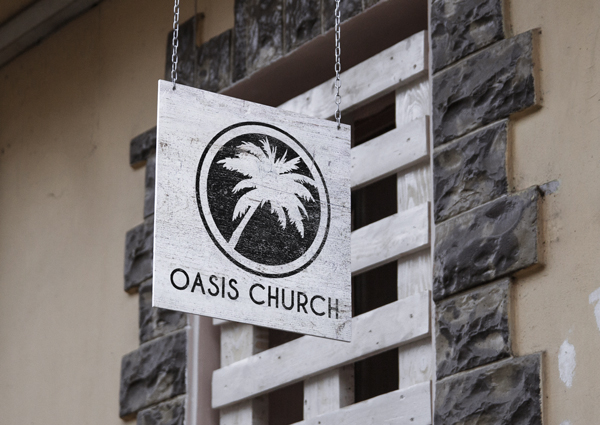 Oasis Church Logo