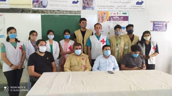 """इण्डियन रेडक्रॉस द्वारा """"ग्रीन हरिद्वार-स्वच्छ हरिद्वार"""" संदेश को जनमानस की दिनचर्या में शामिल करने के लिये विशेष जागरूक अभियान की हुई शरुआत, जानिए…"""