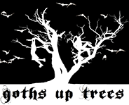 goths up trees link picture