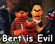 bert is evil link picture
