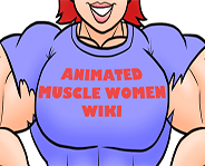 animated muscle women wiki link picture