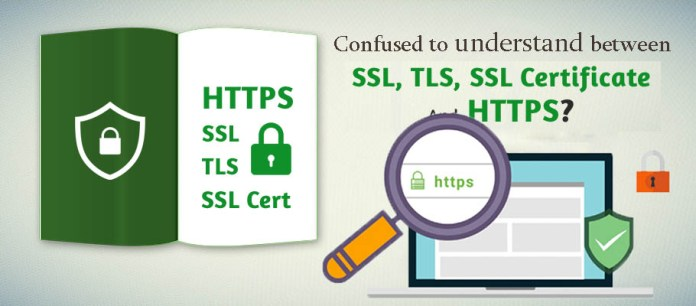 Difference SSL HTTPS