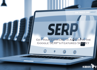Get Your Content to Appearin the Google SERP's Featured Snippet