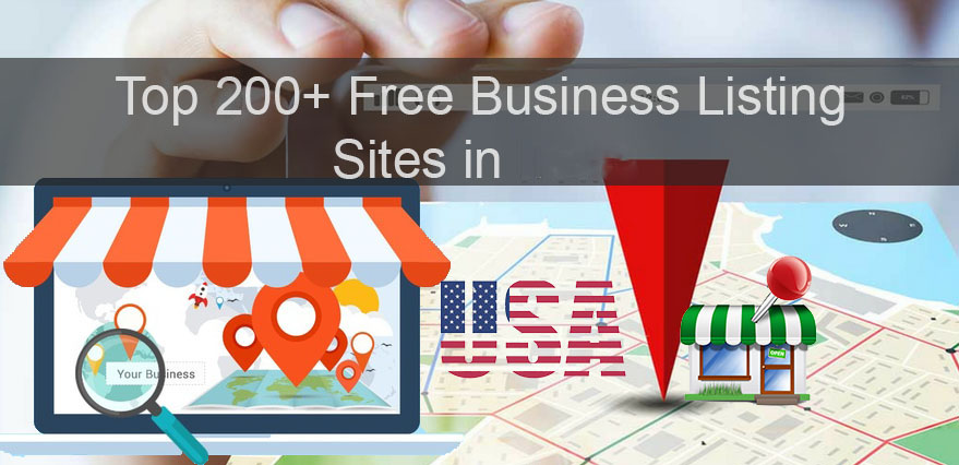 Top 200+ Free Business Listing Sites in USA -Shoutech