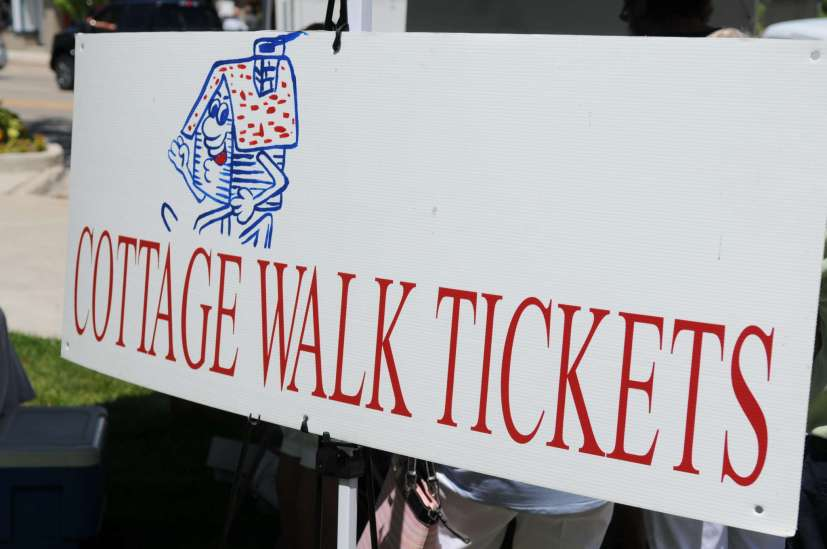 CottageWalktickets