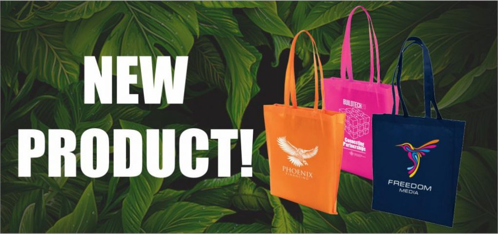 non woven tote bag from shout marketing