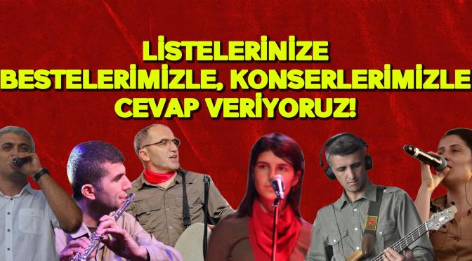 Turkish protest musicians seek asylum in France