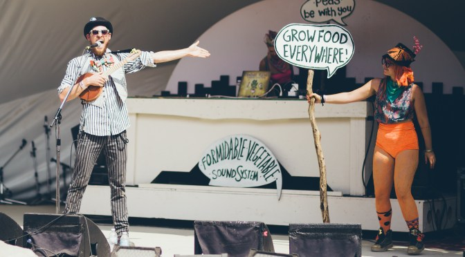 """""""Grow Food!"""" – Interview With Charlie Mgee of Formidable Vegetable"""