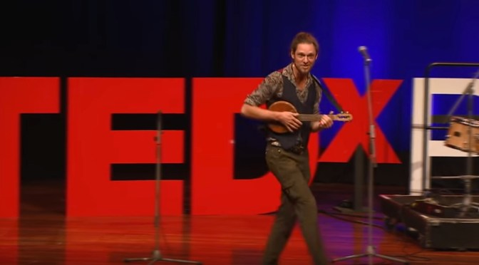 Music That Matters: The TED Talk by Charlie Mgee