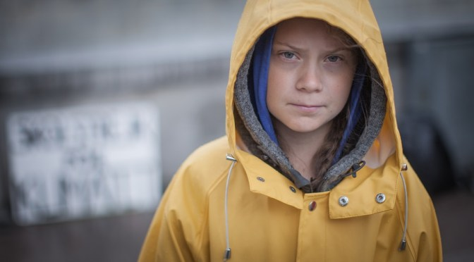 New Raffi Song Inspired By Activist Greta Thunberg