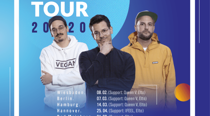 Flaex And Flo Hillen Present: Vegan Music Tour 2020