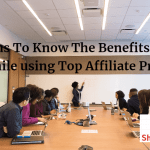 Awesome Benefits Of Using Affiliate Programs