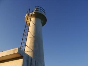 奄美大島南部・瀬戸内崎灯台(セッツ崎灯台)