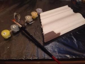 как сделать рамку для картины своими руками из подручных материалов 2