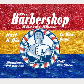 Present By NTZSRT Network and NGCSPORTS.com Da Barber Show Sports Show S1 Esp 9