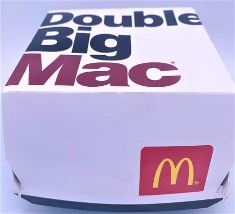 マクドナルド 倍ビッグマック 夜マック テイクアウト japanese-mcdonalds-diner-double-big-mac