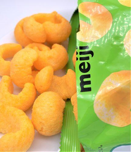 明治 カール チーズあじ 懐かしいお菓子 japanese-nostalgia-snacks-meiji-karl-cheese-taste