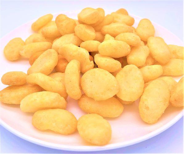 ブルボン ピーパリ ピーナッツバター風味 懐かしいお菓子 japanese-nostalgia-snacks-bourbon-peapari-tasty-peanuts-butter