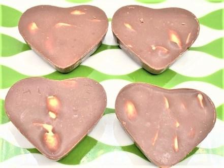 不二家 ハートチョコレート ピーナッツ ハートピーナッツ チョコレート 懐かしいお菓子 japanese-nostalgia-snacks-fujiya-heart-chocolate-peanuts