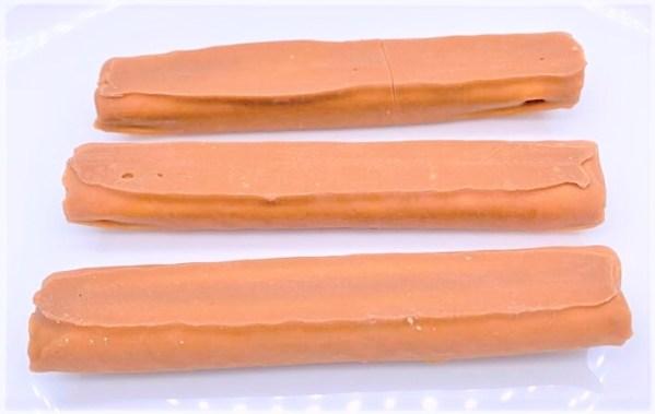 ブルボン ルマンド キャラメル味 クレープクッキー お菓子 2020 japanese-snack-bourbon-lumonde-caramel-crepe-cookie-2020