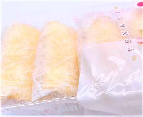 2020 天恵製菓 小倉クリームオムレット オムレットケーキ japanese-snacks-tenkeiseika-ogura-cream-omelet-cake-red-bean-paste-cream