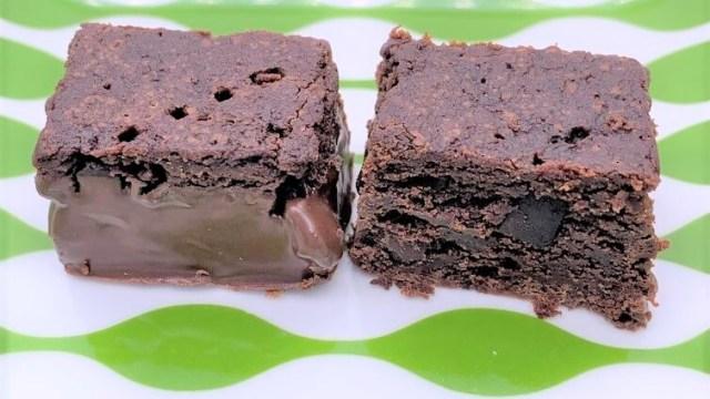 ブルボン 濃厚チョコブラウニー バータイプケーキ お菓子 2020 japanese-snacks-bourbon-noko-chocolate-brownie-rich-taste-sweet-bars-2020